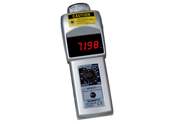 Safety Concerns with Contact Tachometer
