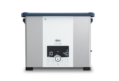 Ultrasonic cleaning according to the latest laws - Elmasonic Med