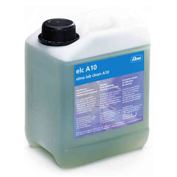 Ultrasonic cleaning solution for laboratory Elma lab clean