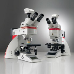 Upright Materials Microscopes Leica DM4 M & DM6 M