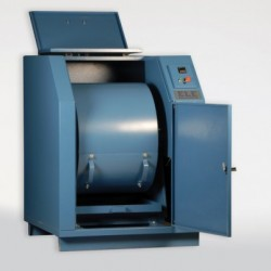Los Angeles Abrasion Machine with CE Safety Cabinet W/ Microswitches. 220-240V 50Hz 1Ph.