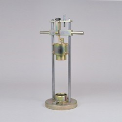 Aggregate Impact Value Apparatus Complete with 16mm Dia X 600mm Long Rod