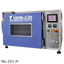 No.151-H DIN ABRASION TESTER (WITH CONSTANT TEMPERATURE CHAMBER)