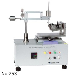 No.253 ELECTRIC RECIPROCATING ABRASION TESTER (FOR PLUG PIN)