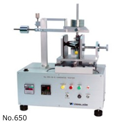 No.650 ELECTRIC RECIPROCATIVE ABRASION TESTER (FOR GULF HEADS)