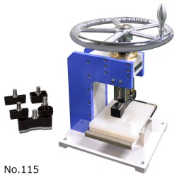 No.115 SCHOPPER TYPE SAMPLE CUTTER