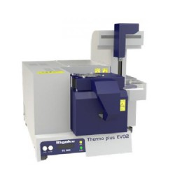 Differential thermogravimetric analyzer