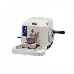 The manual precision microtome CUT 4062