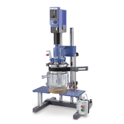 IKA Laboratory reactor LR-2.ST Package 2 Laboratory reactor incl.  Eurostar stirrer drive