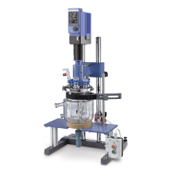 IKA Laboratory reactor LR-2.ST Package 3 Laboratory Reactor incl. Eurostar stirrer drive