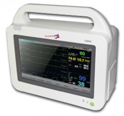 Infinium touch screen patient monitor Omni