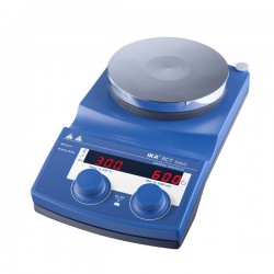 Magnetic stirrer with heating IKA RCT basic IKAMAG® safety control