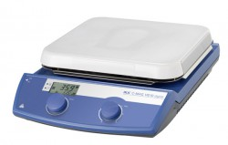 Magnetic stirrer with heating, ceramic C-MAG HS 10 digital IKAMAG®