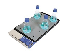 Magnetic stirrer with heating, 15 positions IKA RT 15 power IKAMAG®