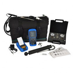 KANE455 OIL KIT Flue Gas Analyser - Direct CO2 Measurement