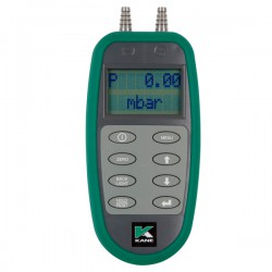 KANE3500-1 High Accuracy Differential Pressure Meter