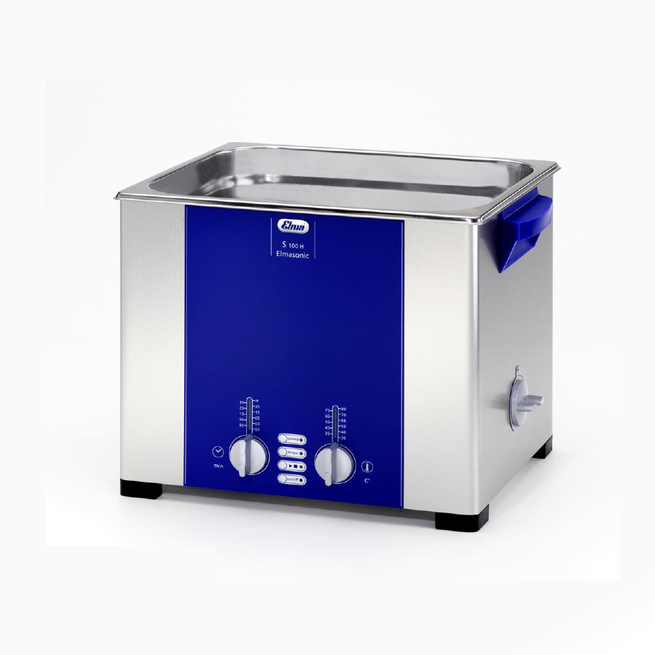 Elmasonic S 100 (H) ultrasonic cleaning unit