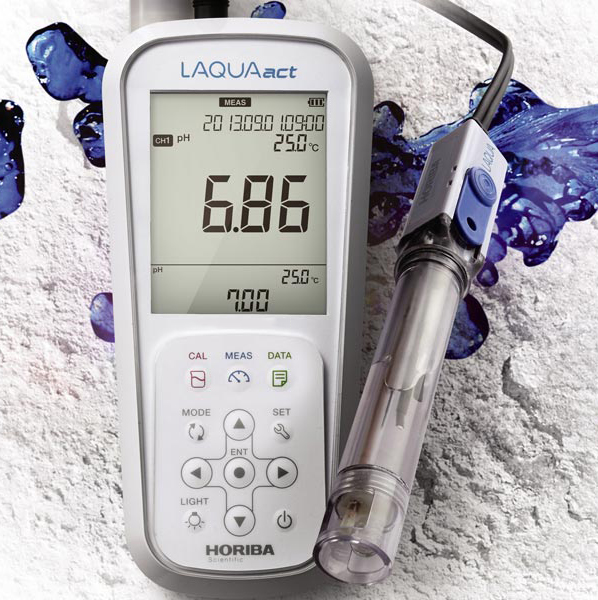 D-74 pH/ORP/COND meter